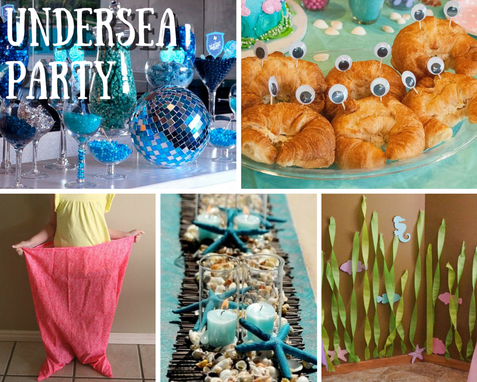 Beach party ideas for kids summer party ideas at birthday in a box - Th party theme ideas ...