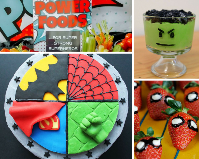 Superhero Party Ideas Comic Party Ideas At Birthday In A Box