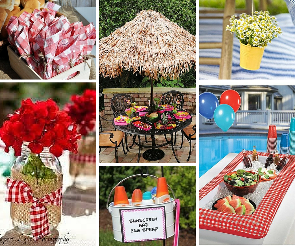 Bbq party ideas barbecue party ideas for kids at for Decoration for party