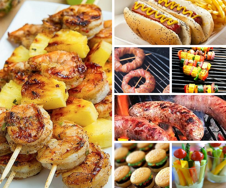 Easy Backyard Bbq Ideas : BBQ Party Ideas  Barbecue Party Ideas for Kids at Birthday in a Box