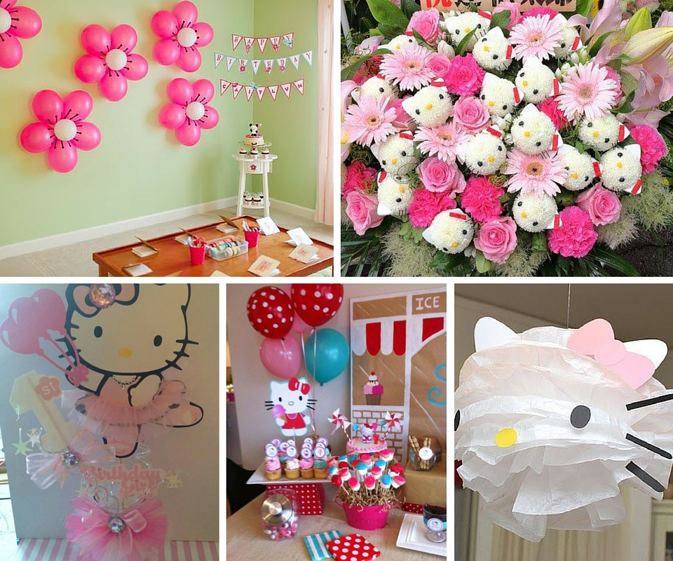 Hello Kitty Decor