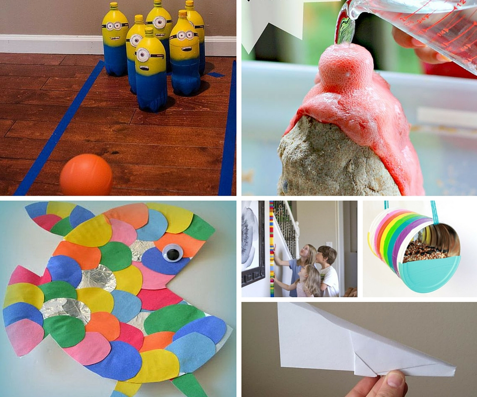 Kids Party Craft Ideas Part - 16: Indoor Crafts