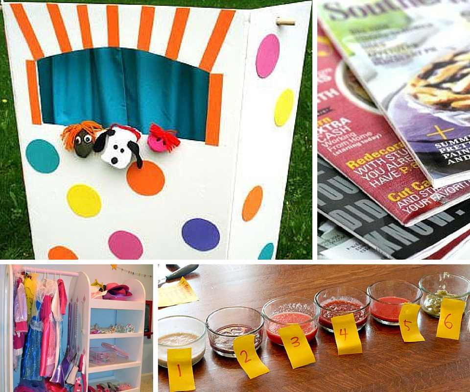 Indoor Activities Party Ideas