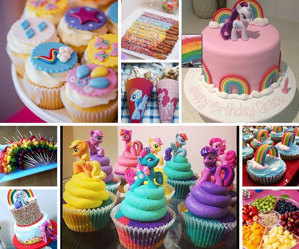 My Little Pony Food