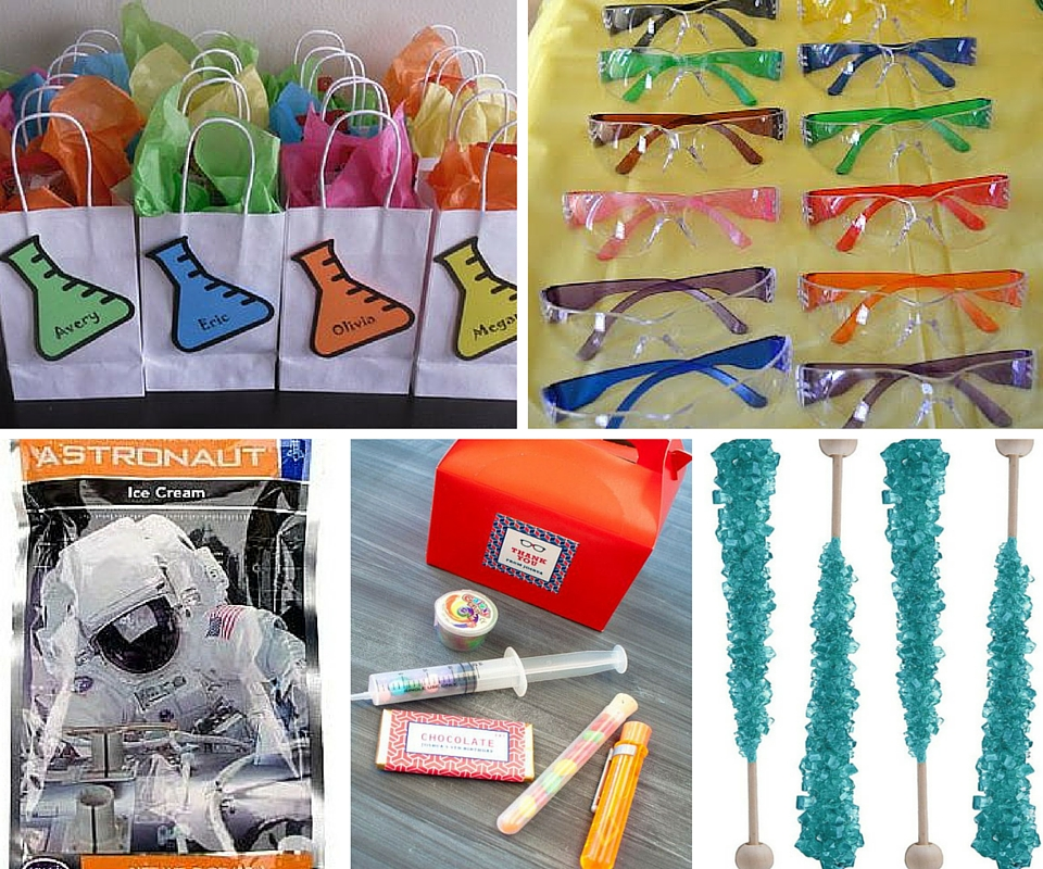 Science birthday party ideas kids party ideas at for Party accessoires