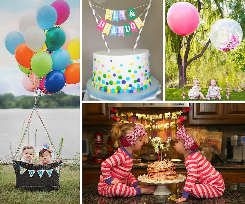 Twins Party Ideas