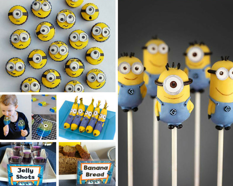 Despicable Me Party Decorations