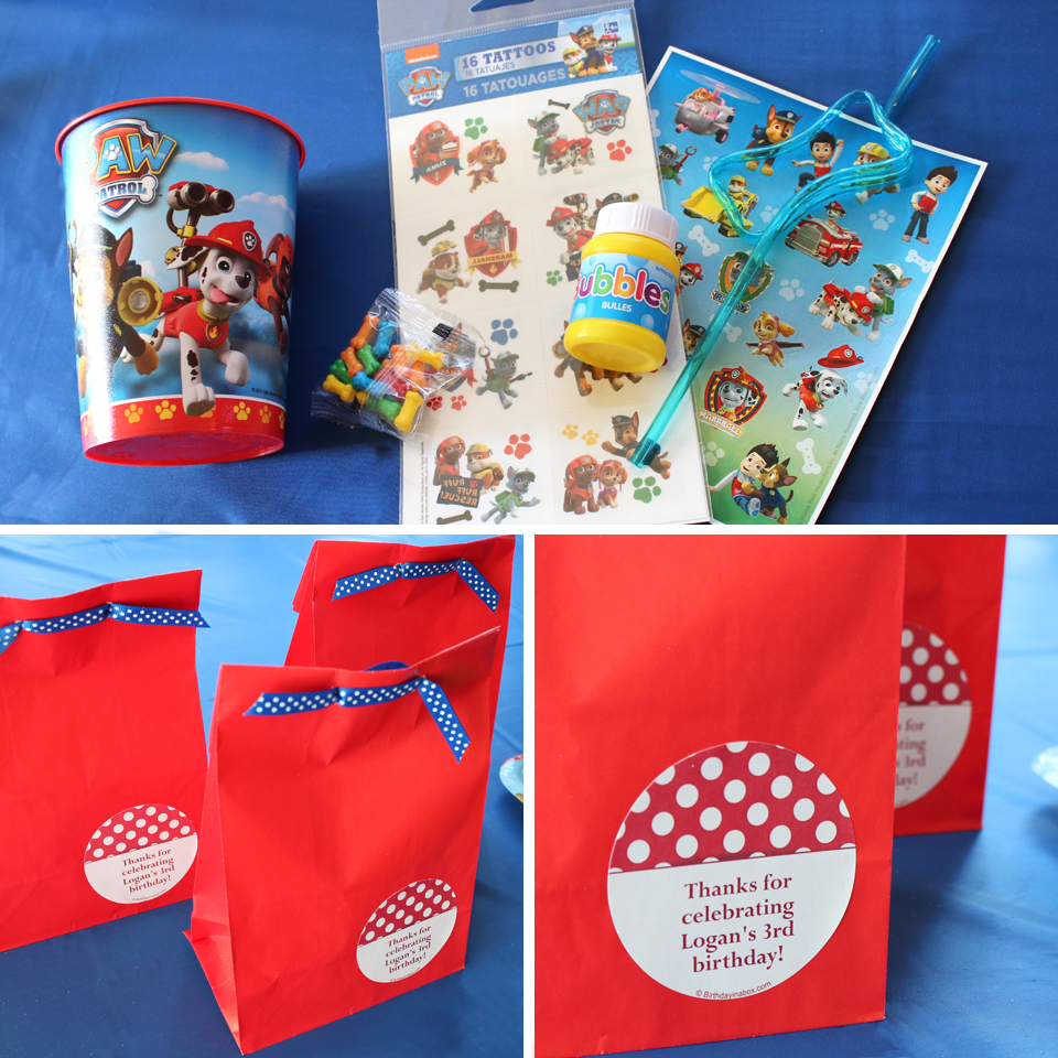 PawPatrolParty-Favors