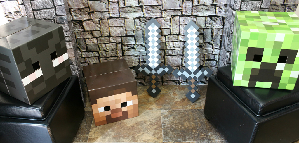 minecraft-photo-booth