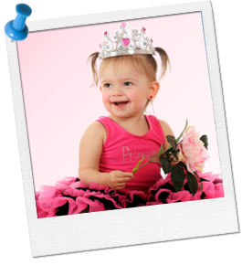 1st Birthday Princess Party Ideas