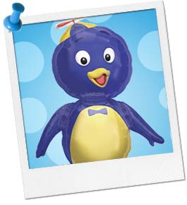 Backyardigans Party Ideas