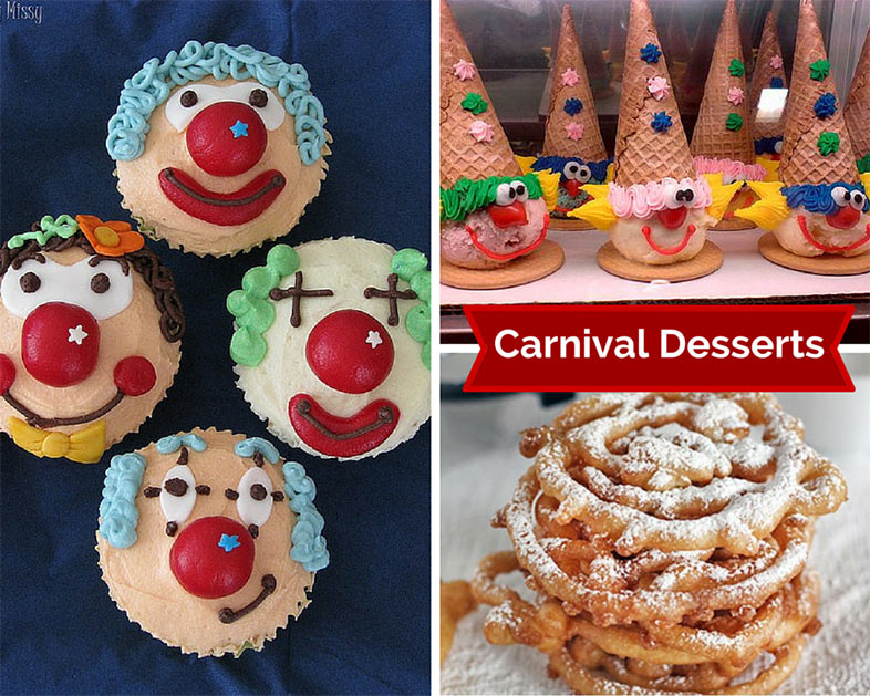 Circus Party Food Ideas