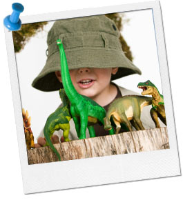 Dinosaur Train Party Ideas