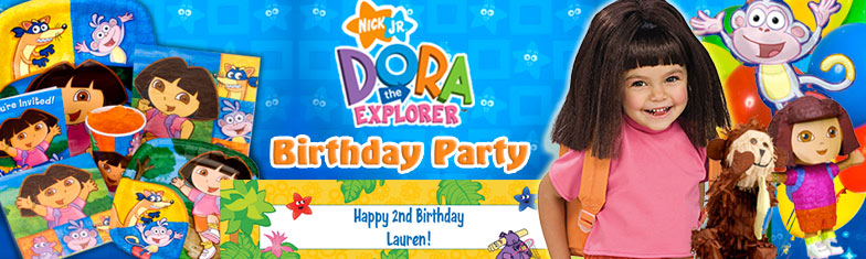 Dora Party Ideas
