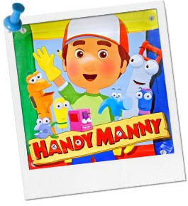 Handy Manny Party Ideas