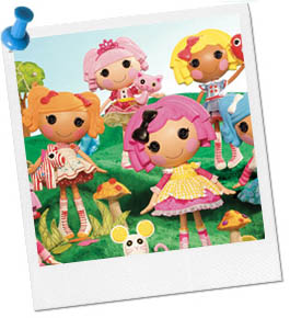Lalaloopsy Party Theme