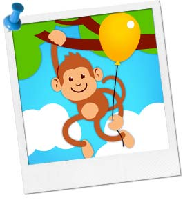 Monkey Party Ideas