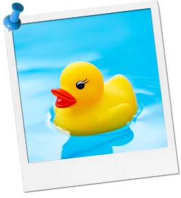 Rubber Ducky Party Ideas