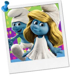 Smurfs Party Ideas