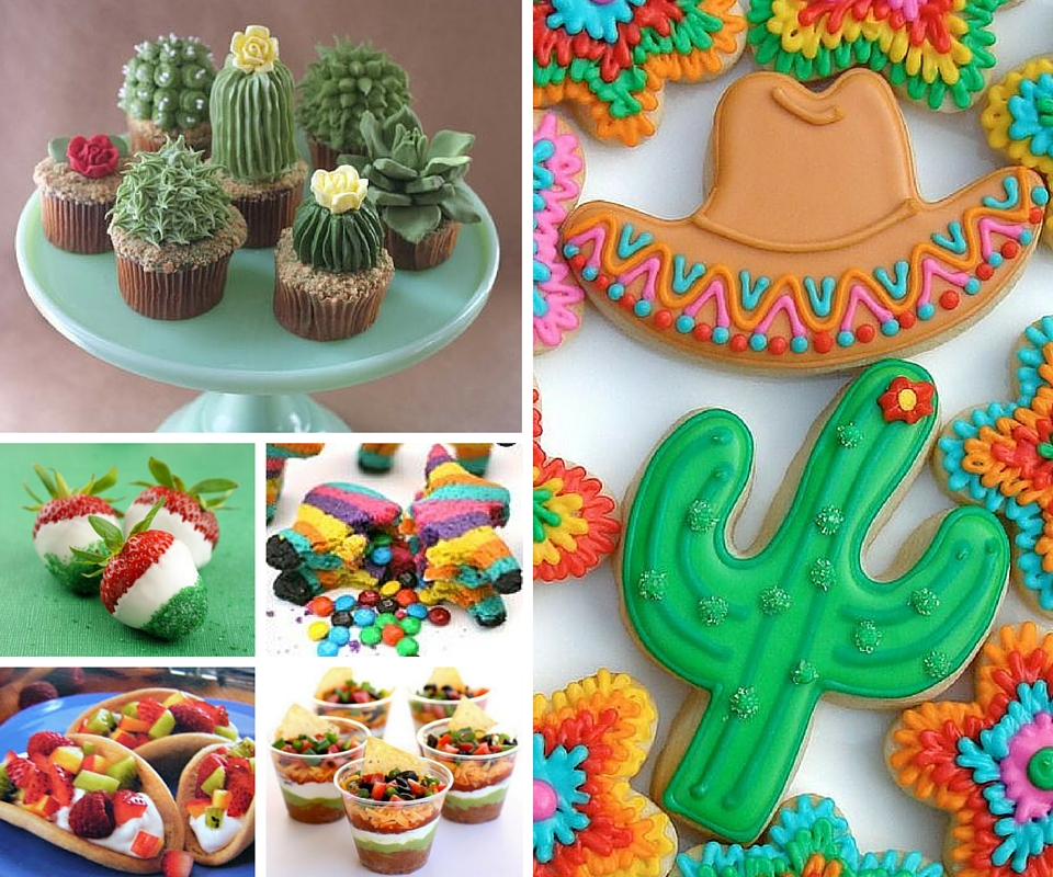 Mexican Fiesta Party Ideas   Kids Party Ideas at Birthday ...