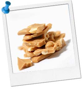 Peanut Brittle House