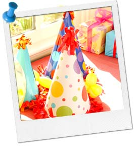 circus and carnival party crafts party ideas clown hats at