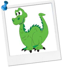 pin the tail on the dinosaur template - pin the tail on the dinosaur template choice image
