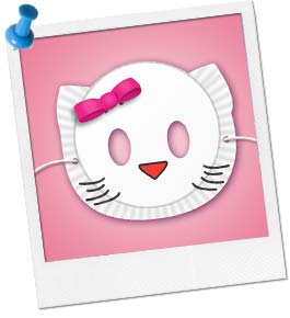 Hello Kitty Party Ideas Hello Kitty Craft Hello Kitty Paper