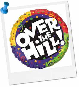 Over The Hill Game