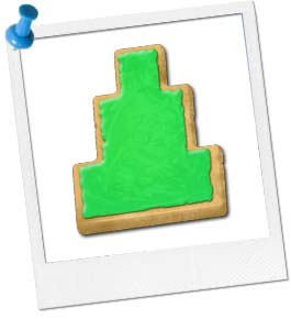 Emerald City Cookie Cutter
