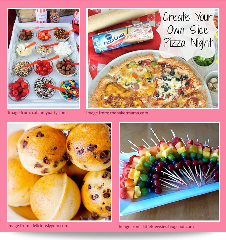 Food Ideas For Your Party