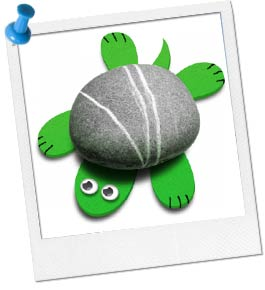 Turtle Rock Craft